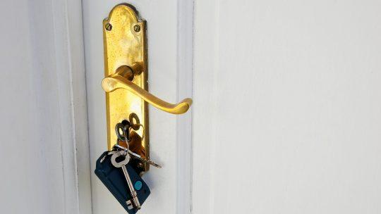 Cosa fare se si blocca la chiave nella serratura?